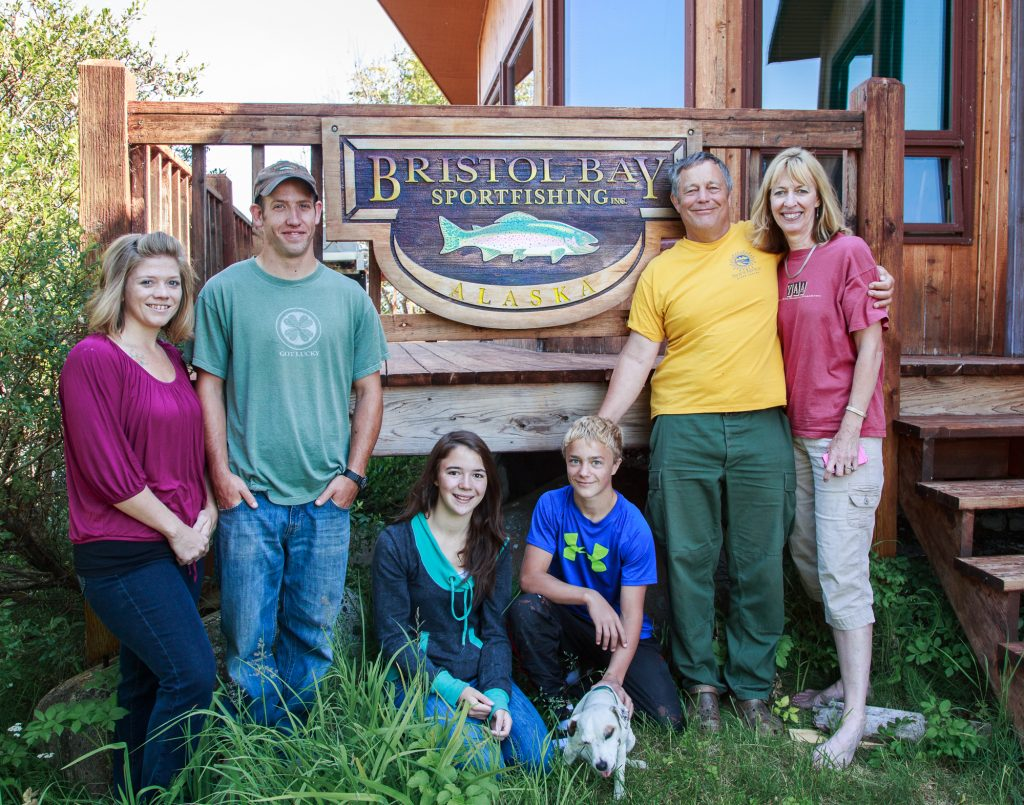 Alaska Grizzly Safari's Lodge Team