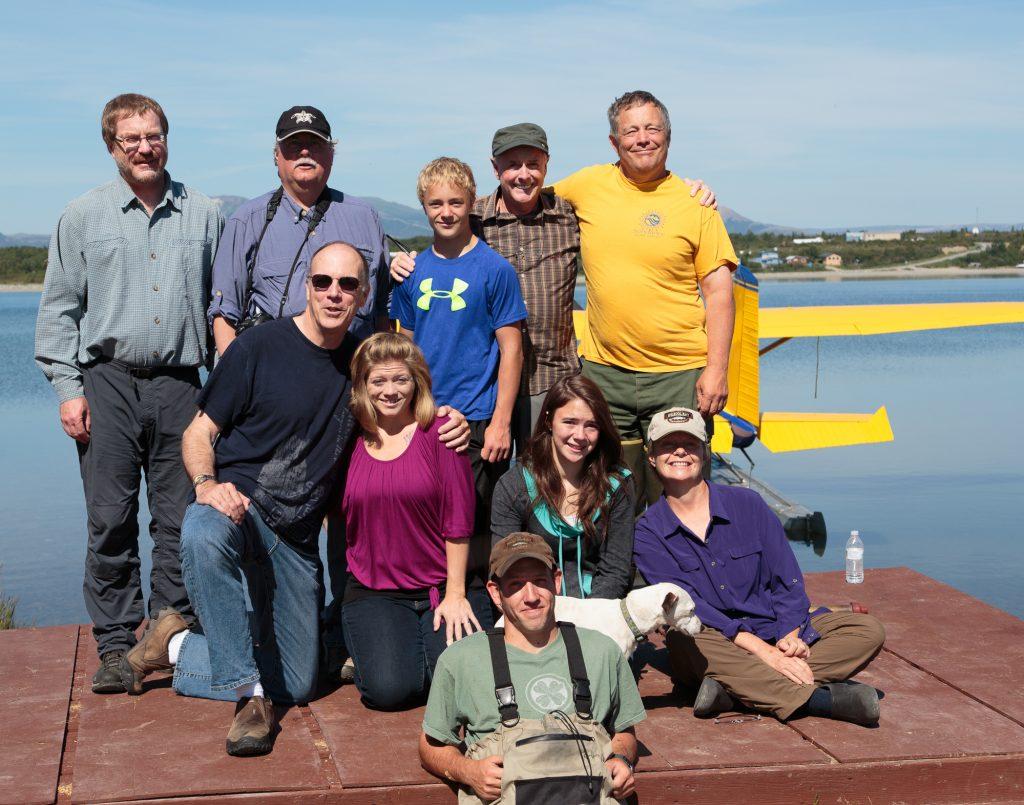 Alaska Grizzly Safari's Team