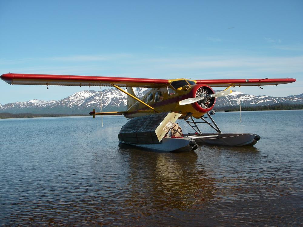 Alaska bush planes