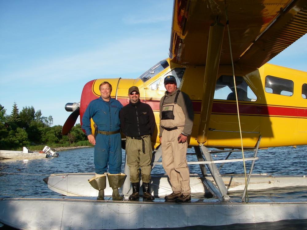 Alaska bush pilots and Guides